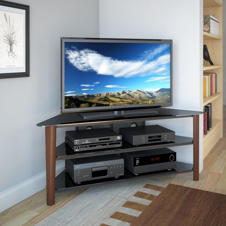 Alturas Corner Tv Stand Products Corner Tv Wood Corner Tv Stand