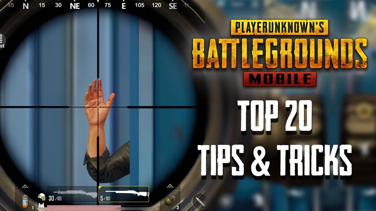 pubg mobile secrets and tips