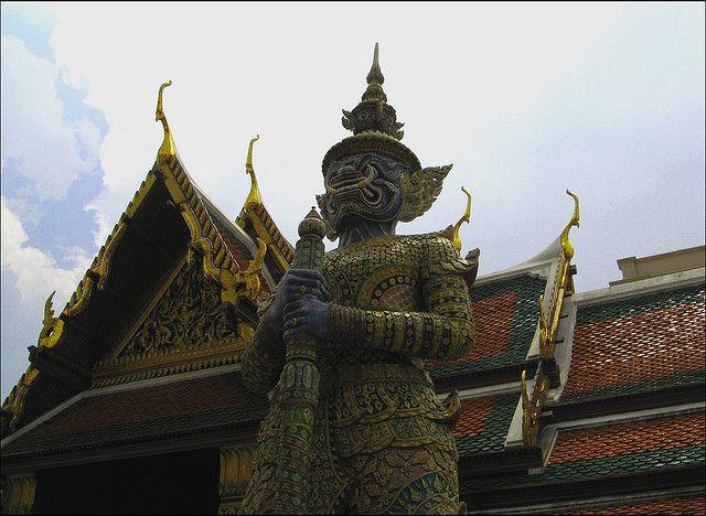 Grand Palace, BangkokThailand