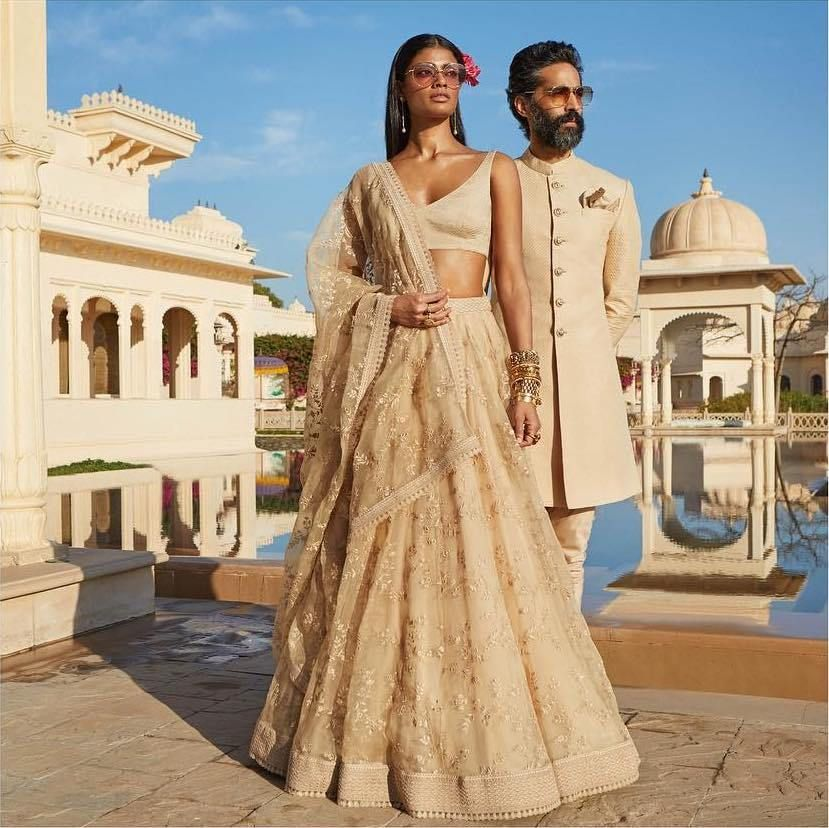 Sabyasachi Spring Summer 2019 Namaste Easy Collection #indiandesignerwear