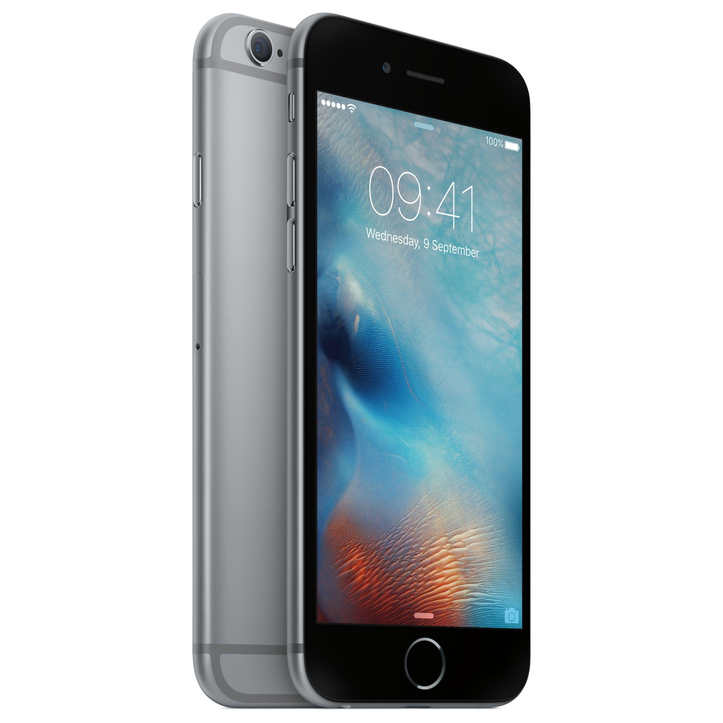 Apple Iphone 6s Ios 4 7 4g Lte Sim Free 32gb Apple Iphone Iphone 6s Space Grey Apple Iphone 6s Plus