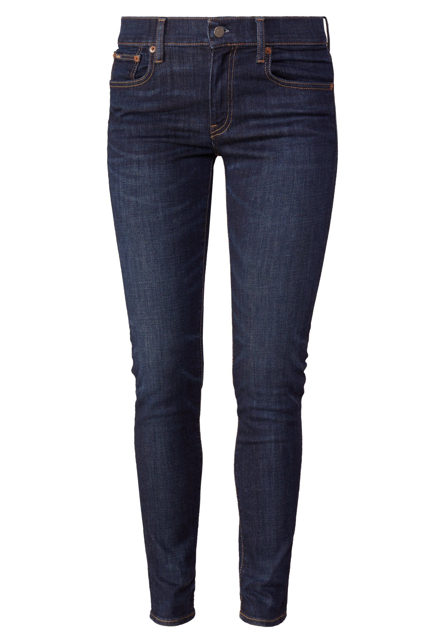 ae71e746b8008 Polo Ralph Lauren SERRET - Jeans Skinny Fit - dark indigo - Zalando.co.uk