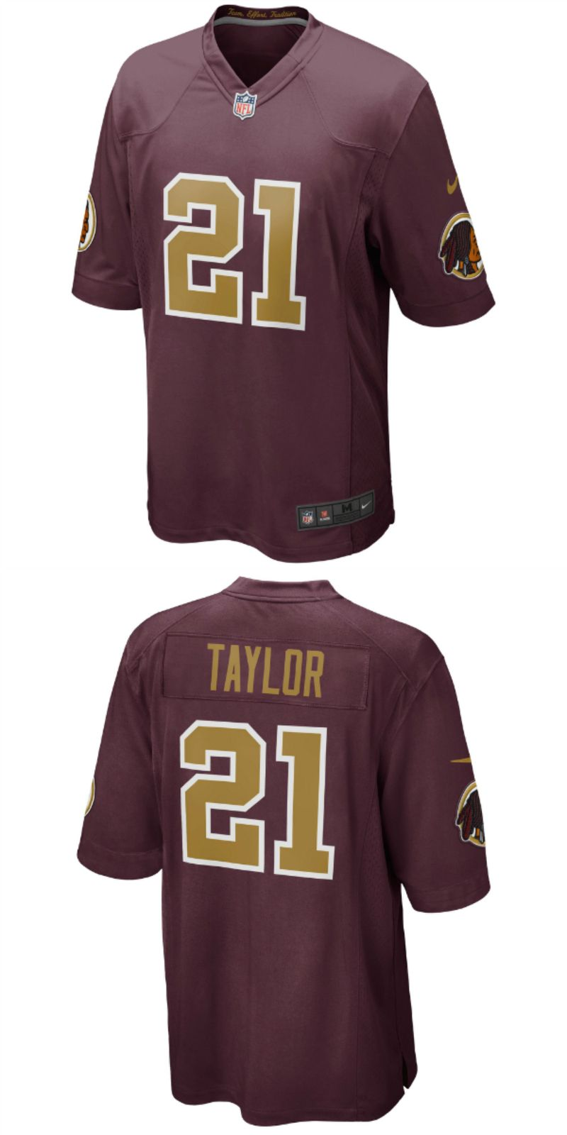 New UP TO 70% OFF. Sean Taylor Washington Redskins Nike Retired Player  free shipping