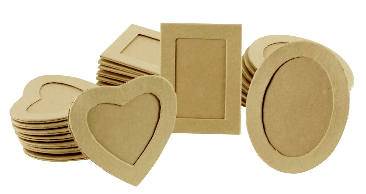 Schoolizon - FRAMES PAPER MACHE CLASSROOM PACK OF 24, $29.63 (http://www.schoolizon.com/frames-paper-mache-classroom-pack-of-24/)