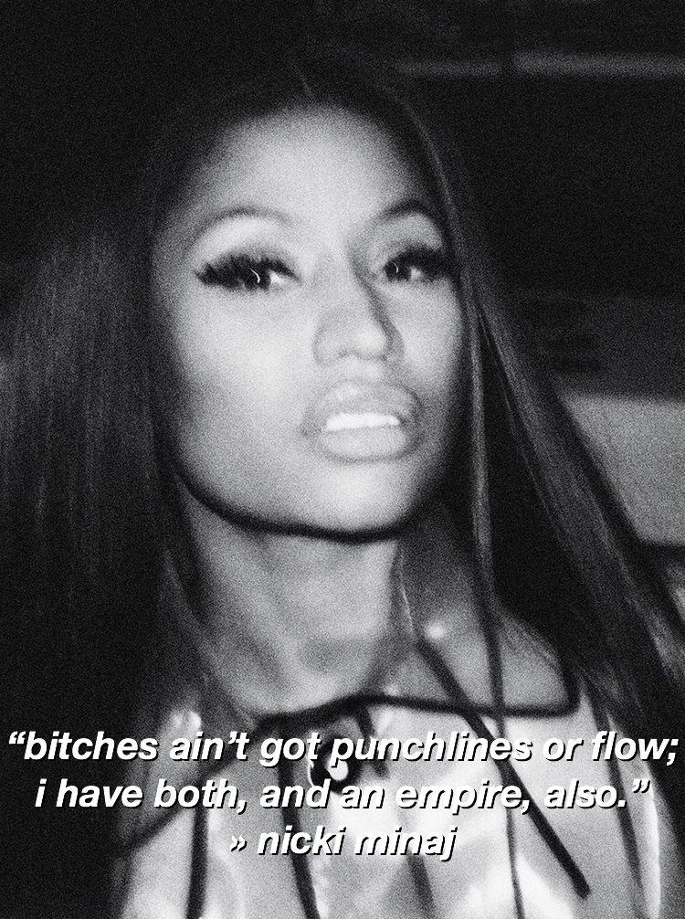 "Nicki Minaj Н""«ð""¢ð""³ð""ž Nicki Minaj Quotes Nicki Minaj Feeling Myself Nicki Minaj Lyrics intro my anaconda don't my anaconda don't my anaconda don't want none unless you got buns, hun. nicki minaj quotes nicki minaj feeling"