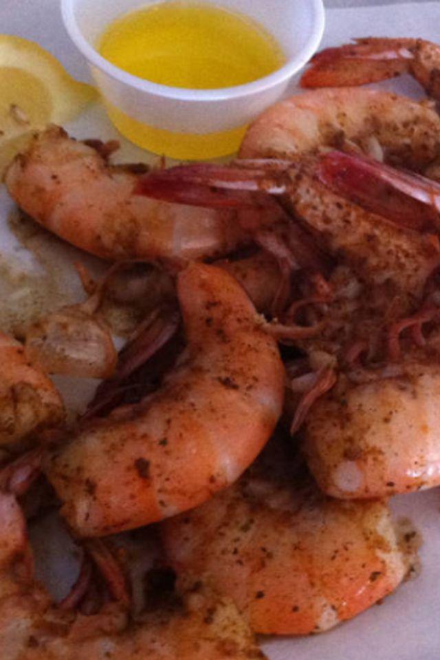 Peel and Eat Shrimp with Old Bay - Shuckin Shack Carolina