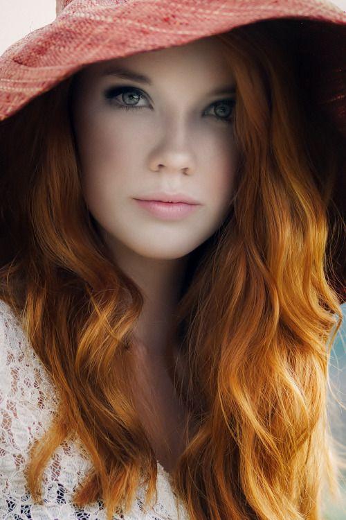 Kaleidoscope World | Красивые рыжие, Бледная кожа и ...