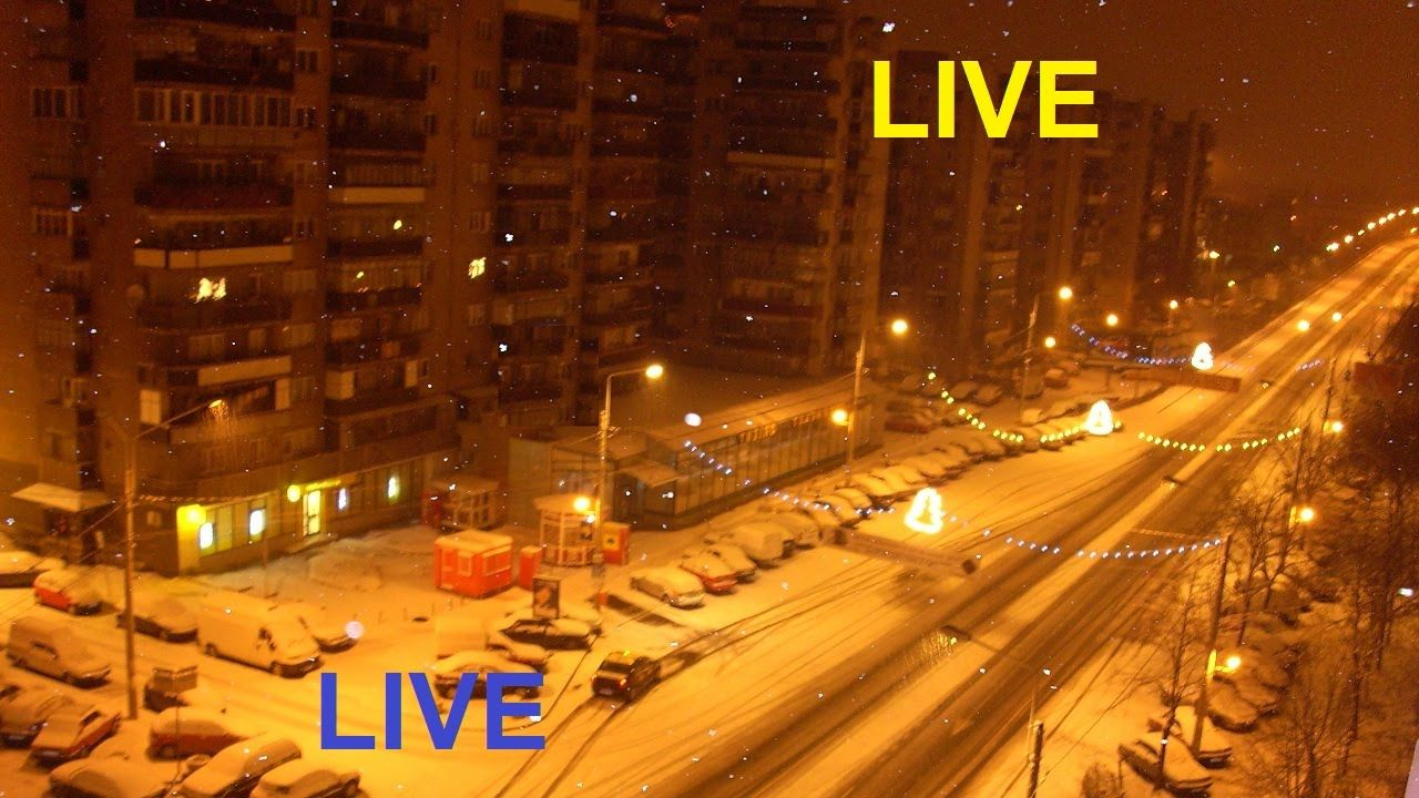 Bucharest Live Camera