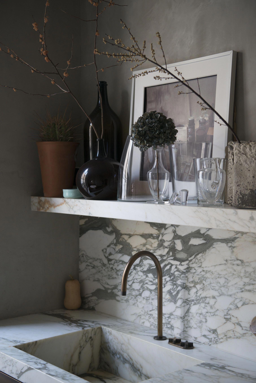 joseph dirand foto küche arbeitsplatte spülbecken regal spritzschutz weißer marmor deko on kitchen remodel apps id=20823