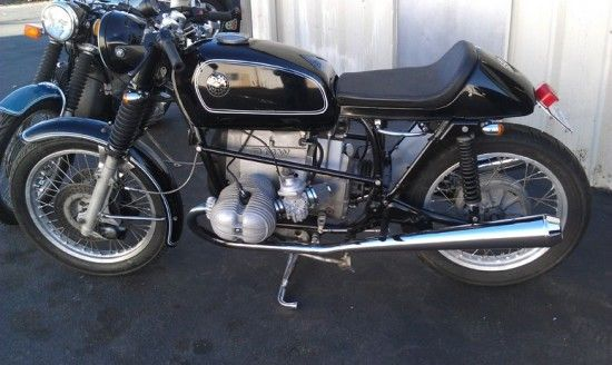 1975 bmw r90/6 cafe racer for sale | products i love | pinterest