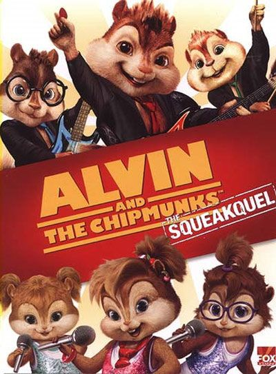 Alvin And The Chipmunks The Squeakquel Chipmunks Film Ve Sinema