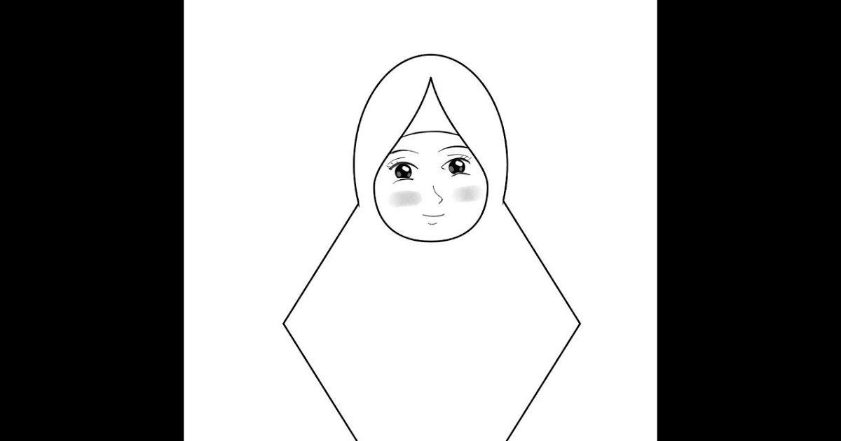 Cara Menggambar Kartun Muslimah Bercadar Dengan Pensil 50 Gambar Kartun Anime Wanita Muslimah 2018 Terupdate Gambar Kart Lukisan Gambar Gambar Cara Melukis