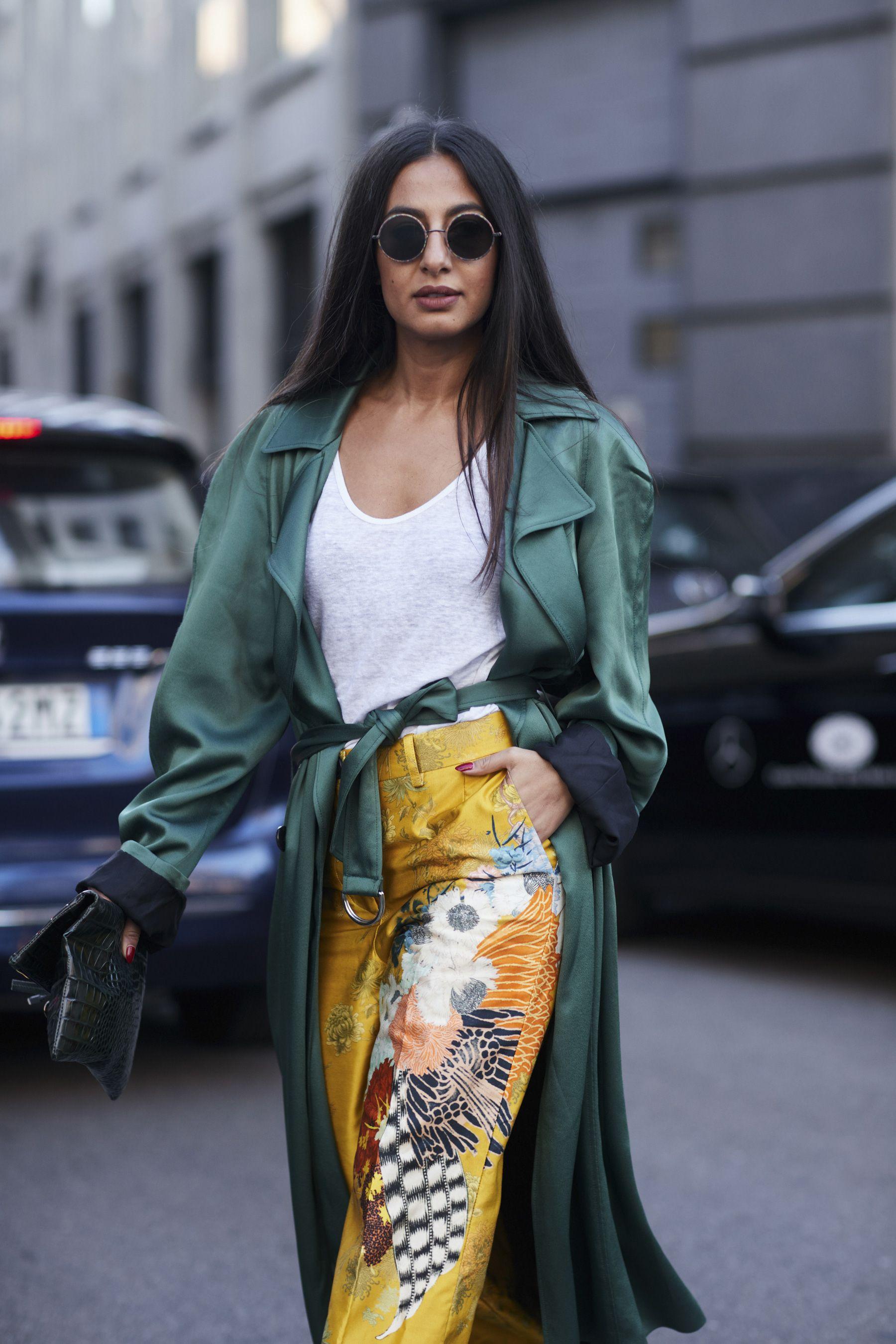 7b303225ff45 Milan Fashion Week Street Style Spring 2018 Day 2 Cont.