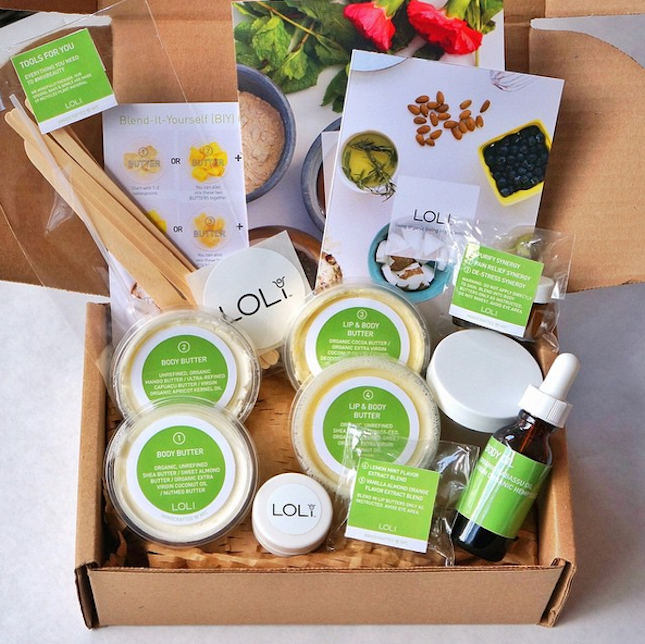 DIY Your Beauty Staples With This Monthly Subscription Box