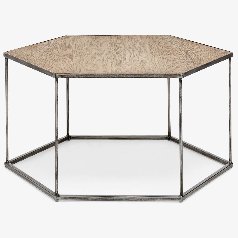 Urbn 2 0 Black Hexagonal Coffee Table Coffee Table Coffee Table Wood Hexagon Coffee Table [ 1500 x 1500 Pixel ]