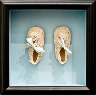 Creative Things To Do With Old Baby Shoes Crafty Baby Crafts