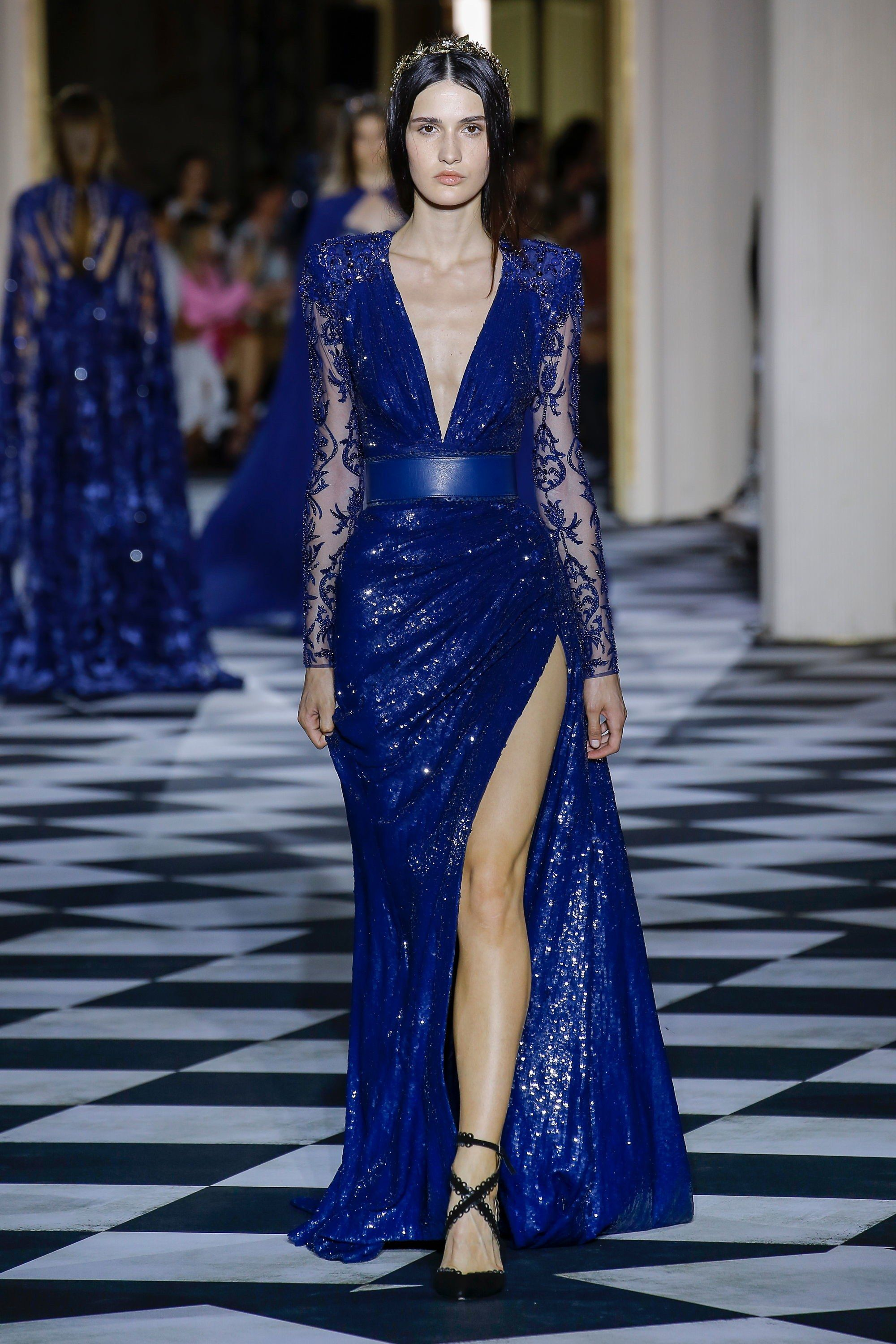 fb894bcdb5c Zuhair Murad Fall 2018 Couture Collection - Vogue