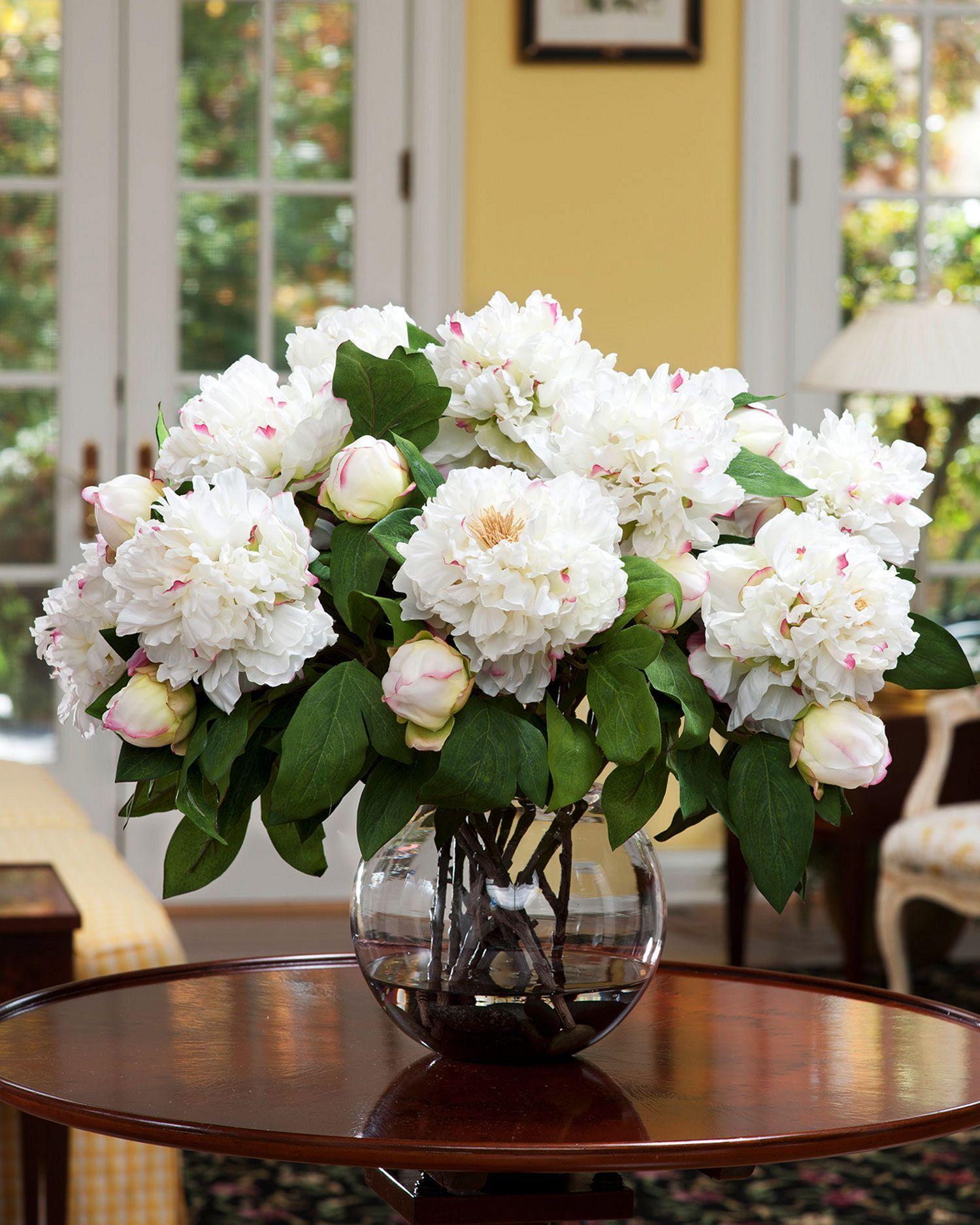 Beautiful Flower Arrangements For Weddings: 55+ Beautiful White Flower Arrangements In Your Wedding