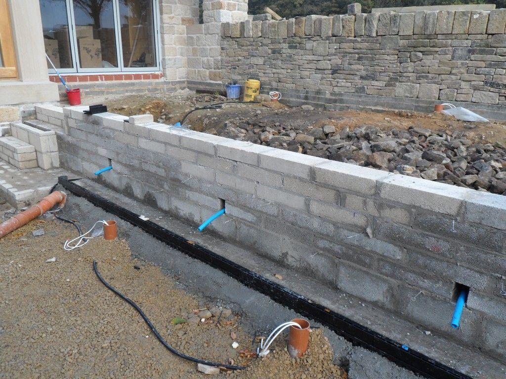 Retaining Wall Retaining Wall Concrete Block Walls Concrete Blocks