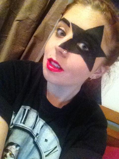 Paul Stanley (Kiss) #2 Eye makeup