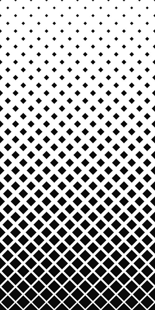 FREE vector graphics - abstract black and white diagonal square