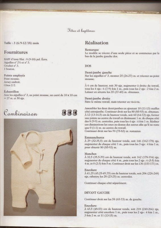 J'habille mon bébé - Les tricots de Loulou - Picasa Albums Web