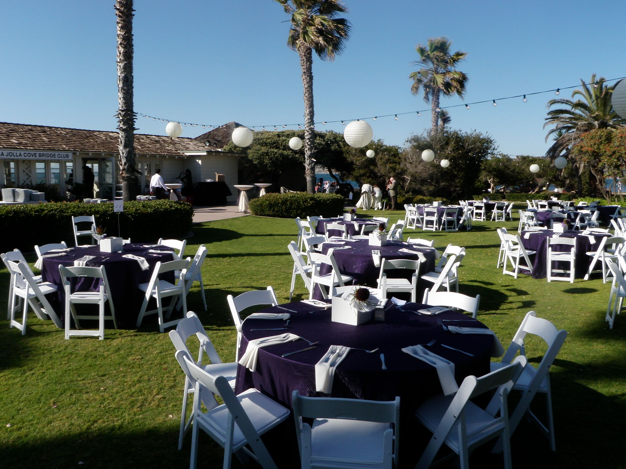 La Jolla Bridge Club wedding venues which one