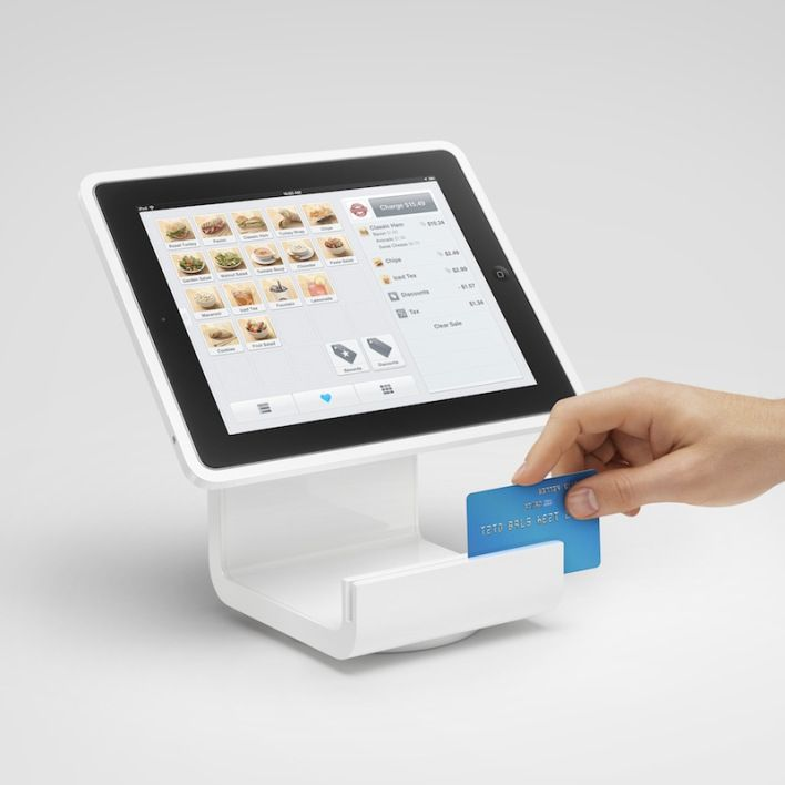 With Square Stand Jack Dorsey Co Reimagine The Cash Register