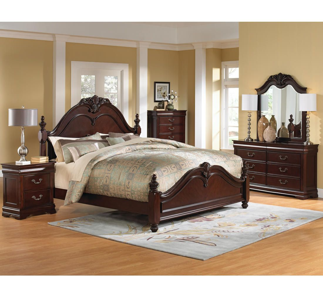 Awesome Marisol 5 Pc King Bedroom Group | Badcock U0026more