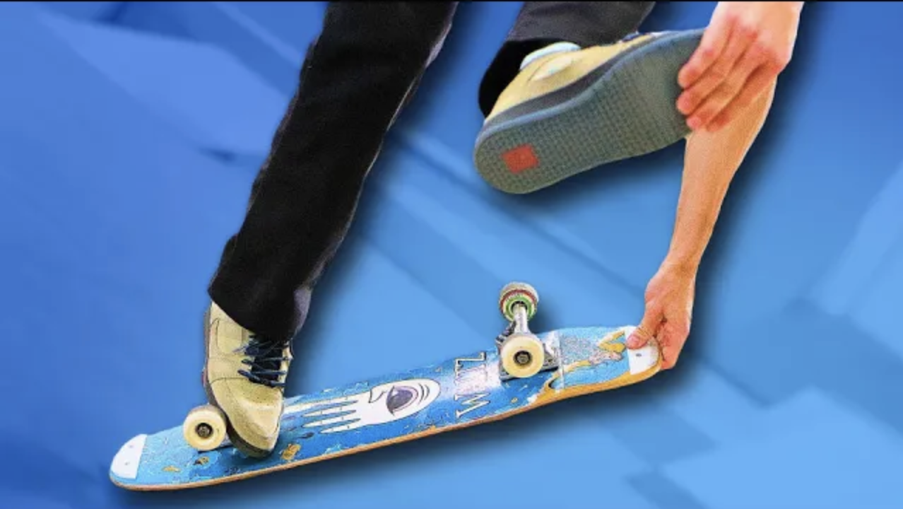 5 Easiest Freestyle Tricks For Beginners In 2020 Freestyle Skateboard The Magicians