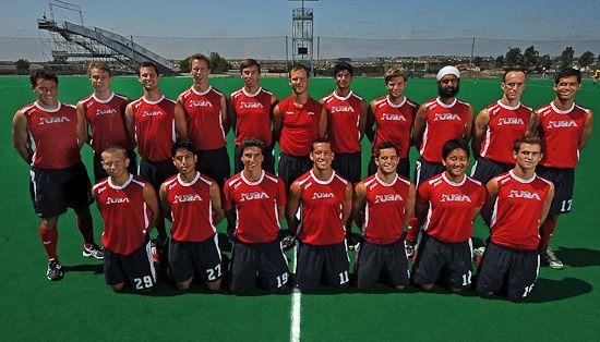 Usa Men S National Team Field Hockey Men Sports Jersey