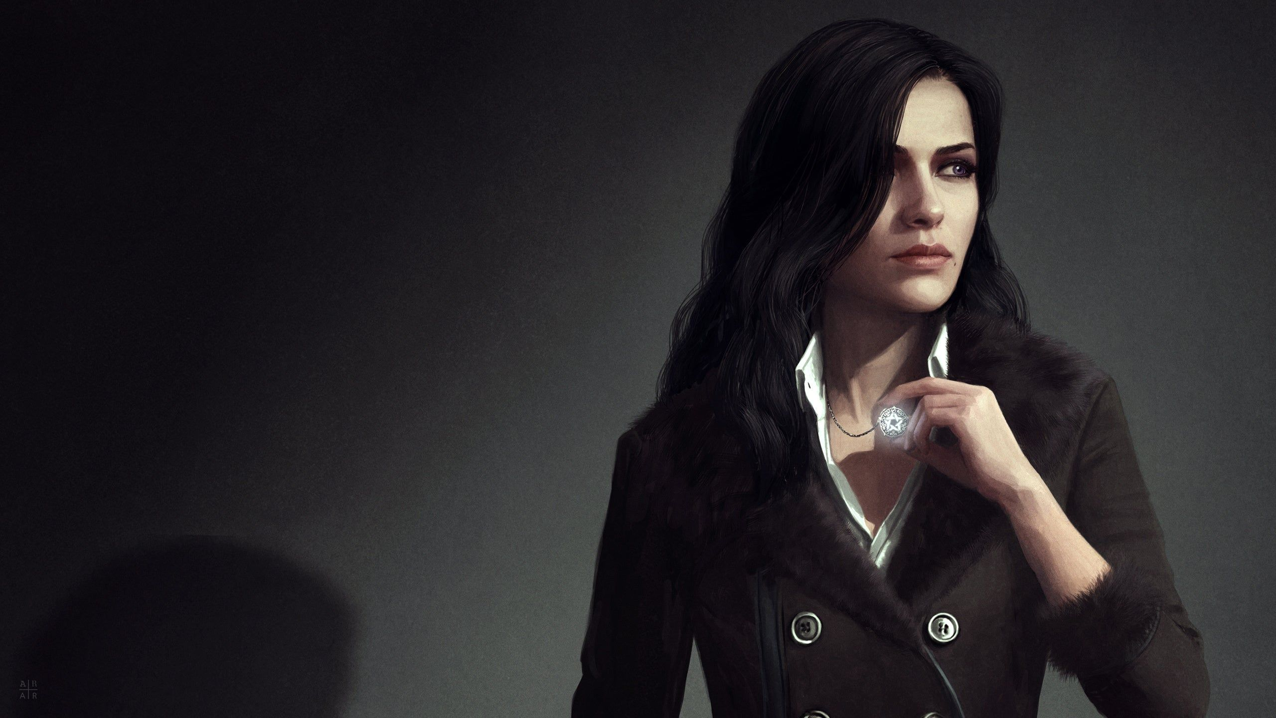 Yennefer Hd Wallpaper The Witcher The Witcher 3 Witcher 3 Wild Hunt