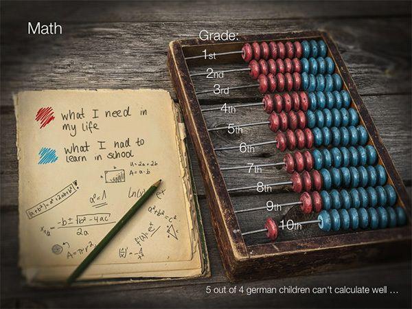 Illustrated Graphs - Presentation on Behance