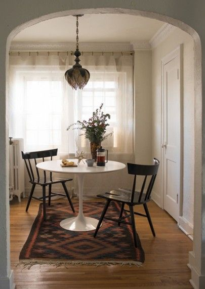old carpet under kitchen table | For the Home | Pinterest | Oriental on traditional kitchen ideas pinterest, french country kitchen ideas pinterest, modern kitchen ideas pinterest, mexican kitchen ideas pinterest,