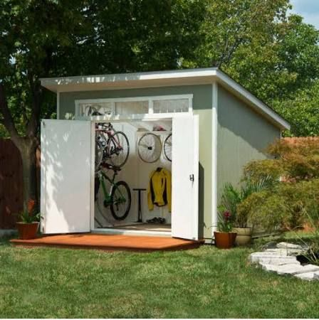 guest house shed with bathroom - $1700   Outdoor Rooms   Pinterest ...