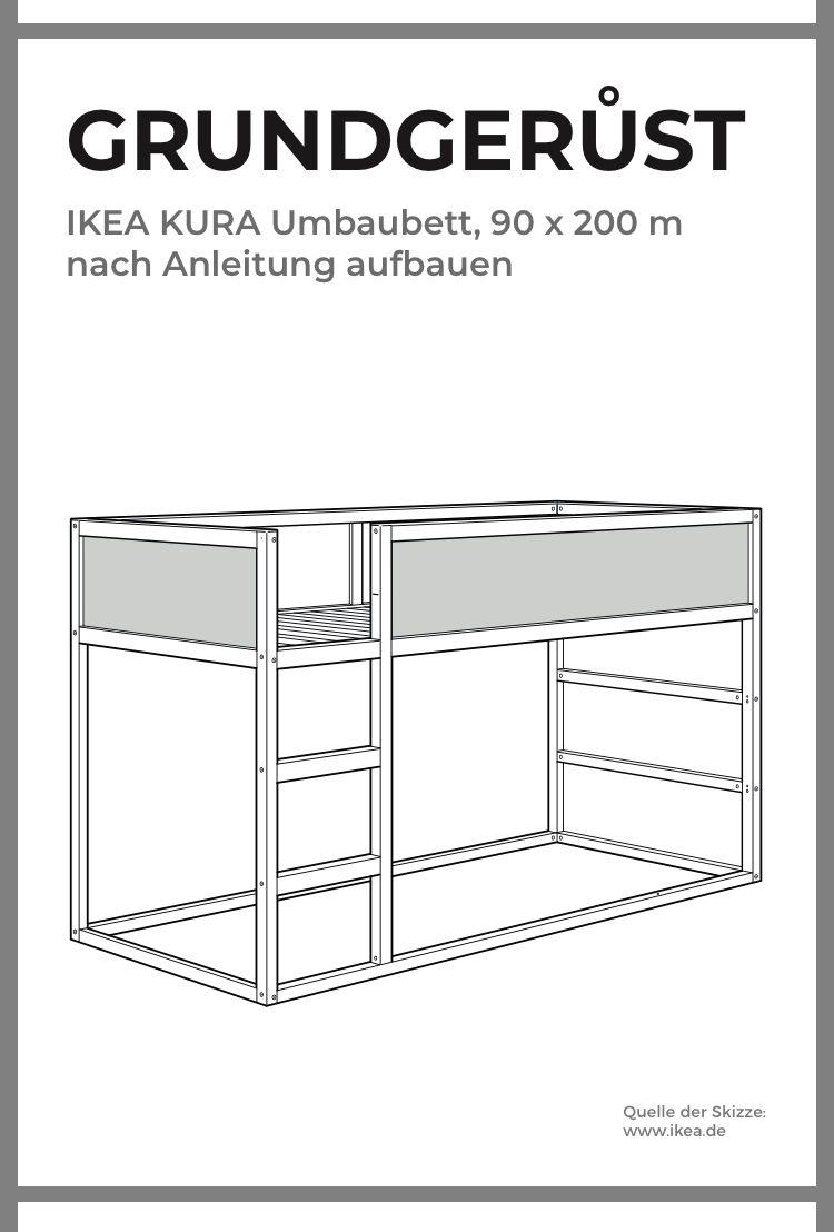 Pin Von Ouis Auf Spielen Kreativitat Ikea Kura Ikea Anleitungen
