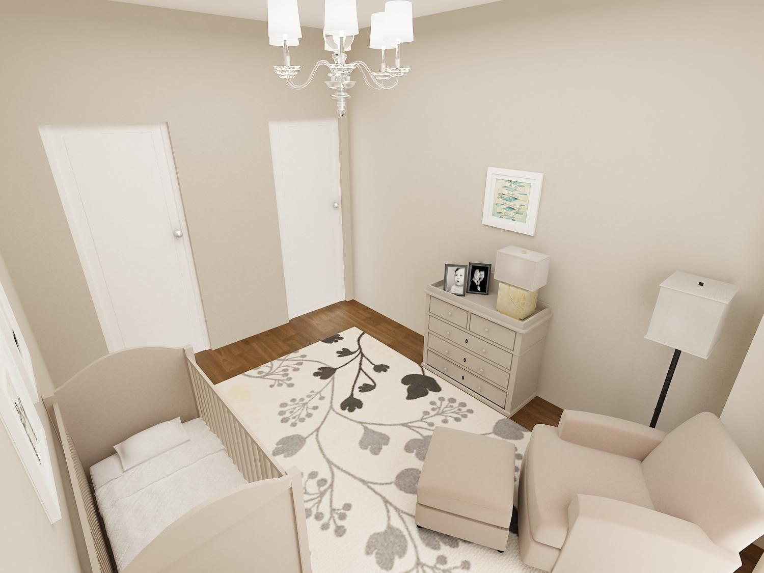 Virtual Design Of Nursery In Nyc Full Set Photo