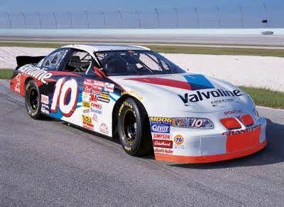 #10 Valvoline Pontiac