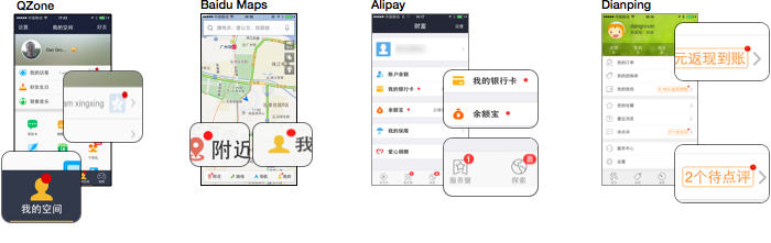 """Chinese apps use an """"indeterminate"""" symbol. Interesting page."""