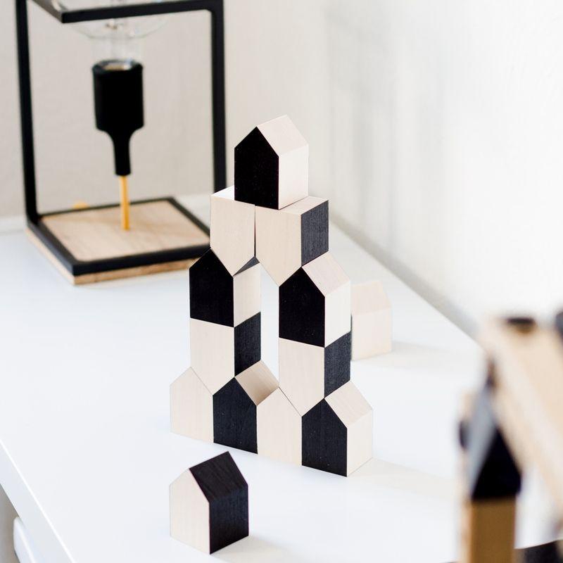 Jeux de construction  Block Maison - jeux de construction de maison en d