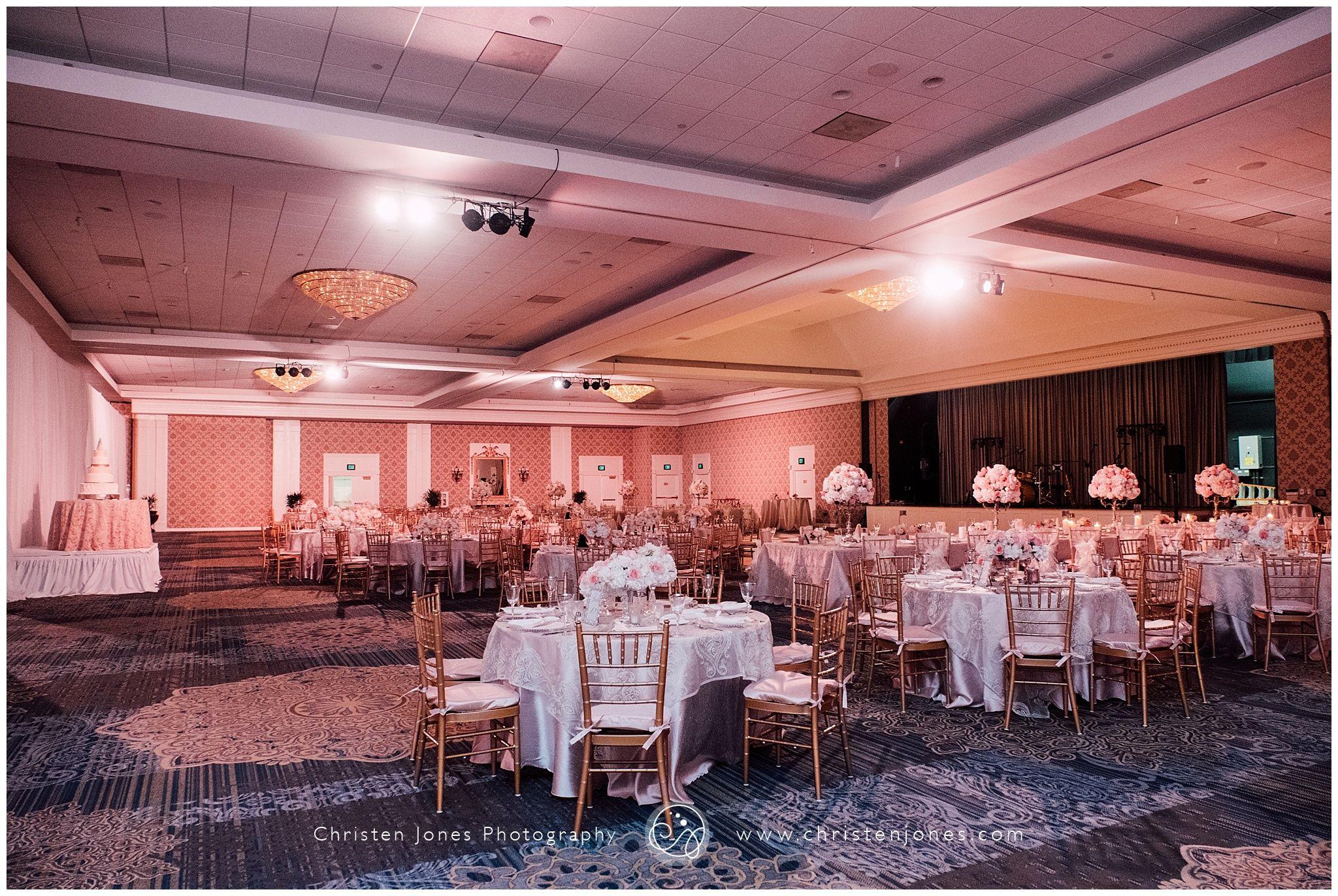 Memphis Peabody Hotel Wedding Ceremony Reception Venue Christen