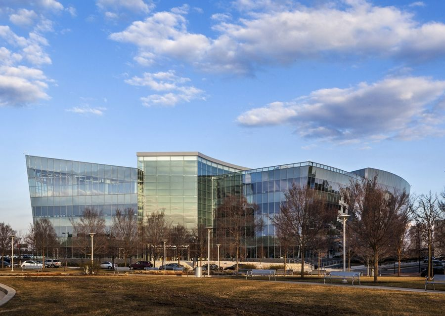 Double LEED Platinum for GSKs HQ in Phillys Navy Yard