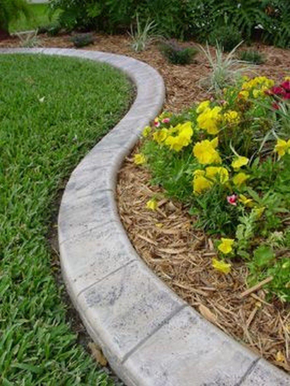 Hugedomains Com Concrete Garden Edging Garden Edging Concrete Landscape Edging