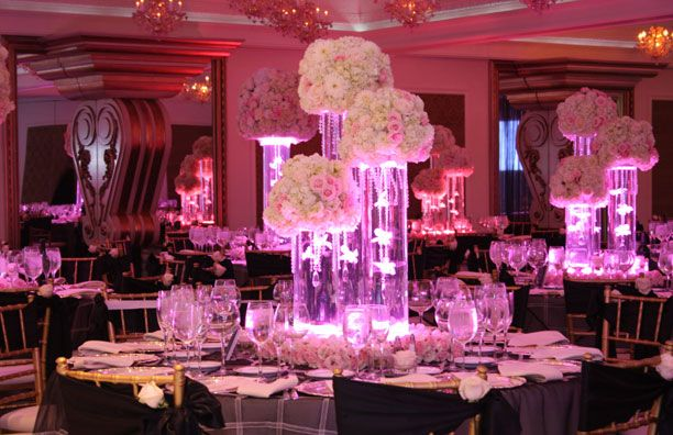Centerpieces At Westmount Country Club