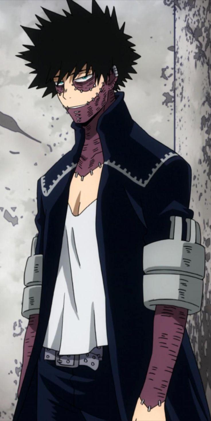 Dabi Boku No Hero Academia Academia Boku Dabi Hero My Hero Academia Episodes My Hero Anime