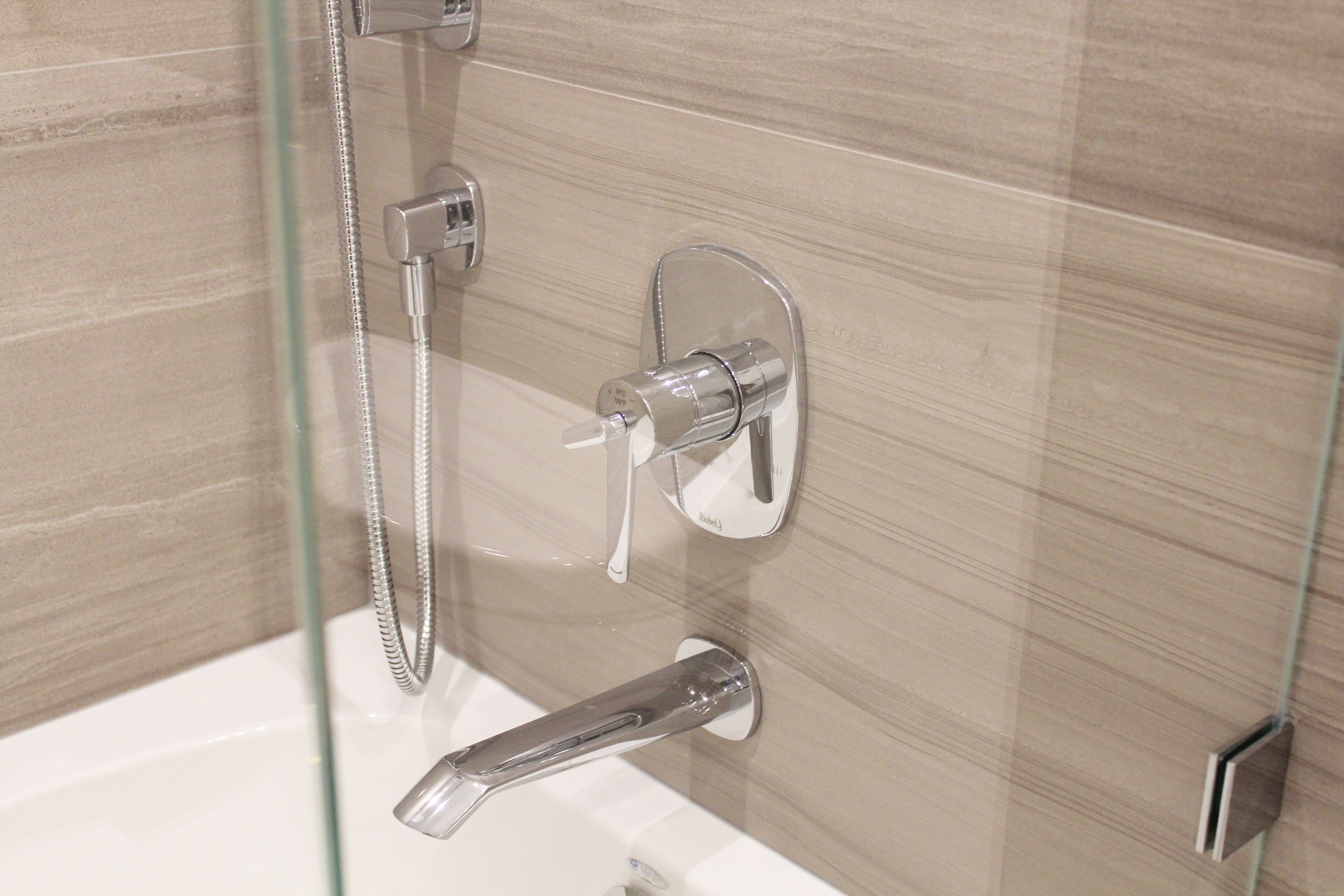 Bathroom Renovation Condo West 6th Ave Vancouver Bathroom
