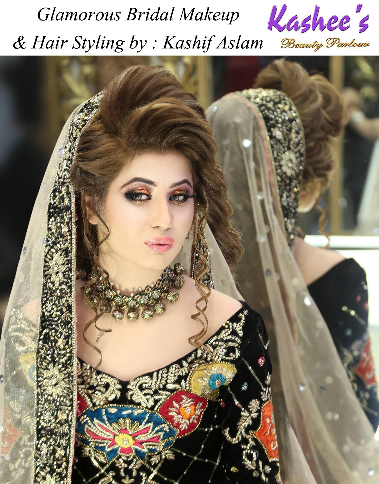 Pin By B Wan Malik On Makeup Glamour Bridal Makeup Beauty