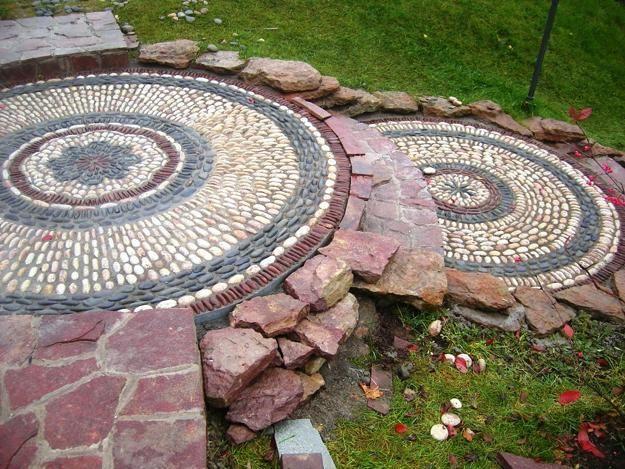 25 Unique Backyard Landscaping Ideas And Garden Path 400 x 300