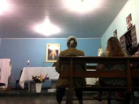 Capela da Divina Misericórdia. Adoração Ao Divino. Residencial Café Plan...