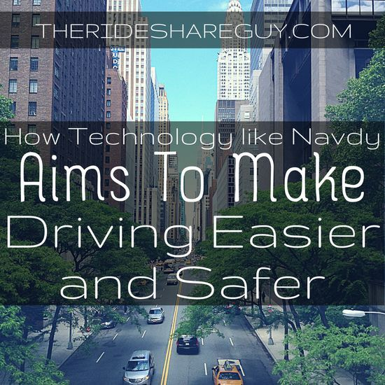 How Technology Like Navdy Aims To Make Driving Easier (and